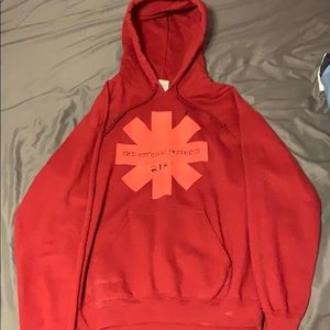 Chili Peppers Red Hot Womens Winter Jacket Clothes Plus Velvet Pullover Sweatshirt Print Hoodies